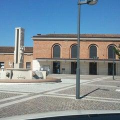 Photo taken at Stazione Rovigo by Luca C. on 5/14/2013