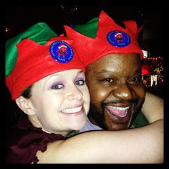 Photo taken at The Corkroom Lounge by Daniel D. on 12/16/2012