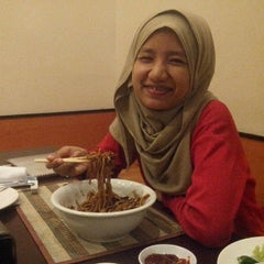 Photo taken at Silla (Korean Japanese Chinese Restaurant) by Rangga I. on 1/25/2014