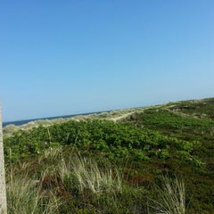 Photo taken at Südspitze Sylt by Maria on 6/7/2013