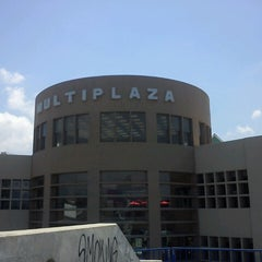 Photo taken at Multiplaza Escazú by Andres T. on 3/16/2013