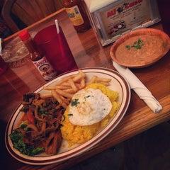 Photo taken at Mi Casa Restaurant by dicky_dom on 2/14/2015