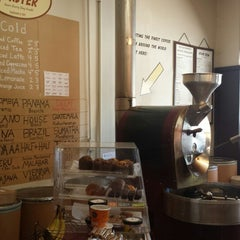 Photo taken at The Coffee Roaster by Alex L. on 8/17/2015