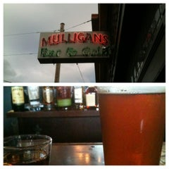 Photo taken at Mulligan's Bar & Grill by Benjamin A. on 6/13/2012