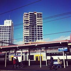 Photo taken at Redfern Station (Concourse) by Lady Poï$on C. on 7/23/2012