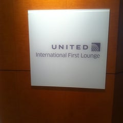Photo taken at United Club by Tony W. on 10/12/2011