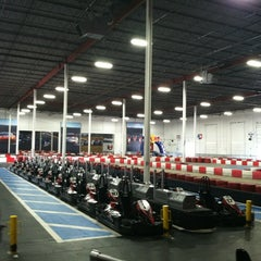 Photo taken at K1 Speed by Dennis B. on 6/16/2012