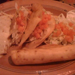 Photo taken at Mexican Village Restaurant by Todd O. on 1/9/2011