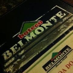 Photo taken at Belmonte by Sergio G. on 8/11/2012