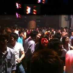 Photo taken at Milk Club by Ashleay Siew on 3/12/2011