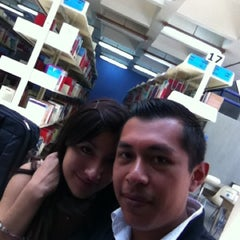 "Photo taken at Biblioteca ""C. P. Alfredo Adam Adam"" by Miguel Angel V. on 3/13/2012"