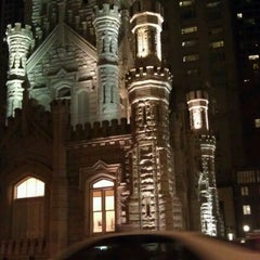 Photo taken at Chicago Water Tower by Joel T. on 11/24/2011