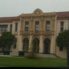 Photo taken at Santa Barbara High School by Cuca A. on 10/18/2011