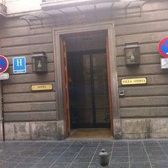 Photo taken at Hotel Villa Oniria by laguiadegranada on 8/1/2012