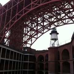 Photo taken at Fort Point National Historic Site by Mark K. on 9/24/2011