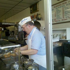 Photo taken at Milwaukee Wiener House by Jina E. on 3/31/2012