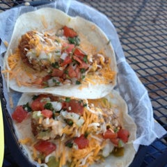 Photo taken at Torchy's Tacos by Brandon M. on 3/16/2012