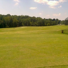 Photo taken at Leatherman Golf Learning Center by Liz C. on 8/23/2011