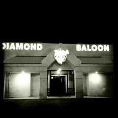 Photo taken at Blue Diamond Saloon by Adam C. on 1/28/2012