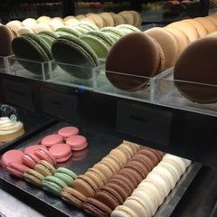Photo taken at Bouchon Bakery by Christina Y. on 4/6/2012