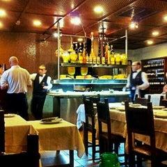 Photo taken at Cantina Gigio by Eduardo M. on 10/19/2011