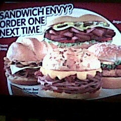 Photo taken at Arby's by Jason J. on 9/30/2011