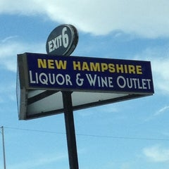 Photo taken at NH Liquor Store 38 by James D. on 3/4/2012
