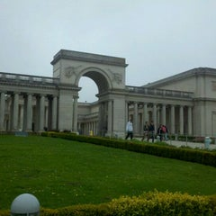 Photo taken at California Palace of the Legion of Honor by D B. on 9/3/2011