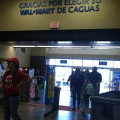 Photo taken at Walmart Supercenter by shawn m. on 12/4/2011