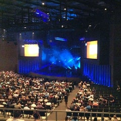 Photo taken at Buckhead Church by Jared G. on 8/12/2012