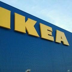 Photo taken at IKEA by Benoit L. on 12/26/2011