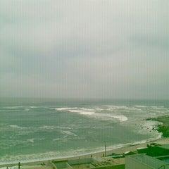 Photo taken at Playa Señoritas by Roberto U. on 12/24/2011