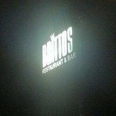 Photo taken at Brittos Bar & Restaurant by Arjun M. on 9/17/2011