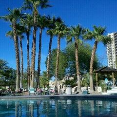 Photo taken at Oasis RV Resort by Teresa A. on 5/28/2011