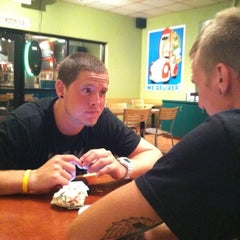 Photo taken at Pita Pit by Mary B. on 7/21/2011