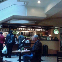 Photo taken at Starbucks by Denise D. on 3/24/2011