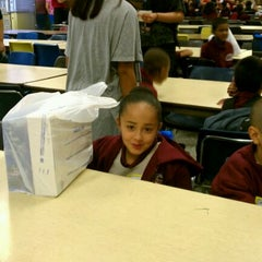 Photo taken at Maria L. Varisco Rogers Charter School by Rachel P. on 9/6/2011