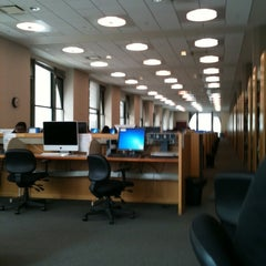 Photo taken at CUNY Graduate Center by Carolyn G. on 9/25/2011