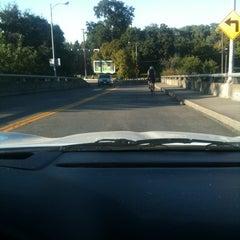 Photo taken at I Street Bridge by SacramentoMarko on 9/29/2011