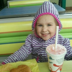 Photo taken at McDonald's by Andrew D. on 2/3/2012