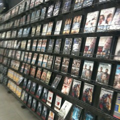 Photo taken at Blockbuster Maipu by Carla M. on 5/13/2012