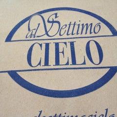 Photo taken at Al Settimo Cielo by Luigi R. on 8/31/2012