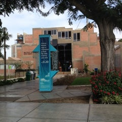 Photo taken at Biblioteca Central - PUCP by Jeffrey C. on 7/21/2012