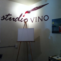Photo taken at Studio Vino by Heather L. on 8/13/2011