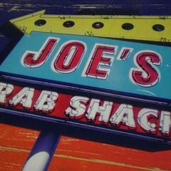 Photo taken at Joe's Crab Shack by Alan C. on 5/11/2012