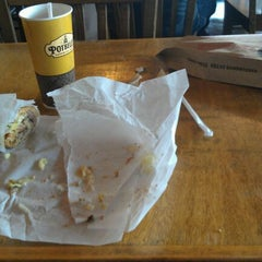 Photo taken at Potbelly Sandwich Shop by Mike on 6/2/2012