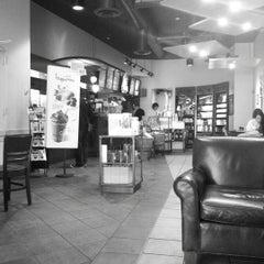 Photo taken at Starbucks by Carla F. on 5/8/2012