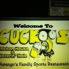Photo taken at Cuckoo's Chicken House by emcee o. on 4/10/2012