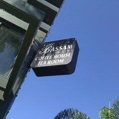 Photo taken at Cafe Bassam by James H. on 10/12/2011