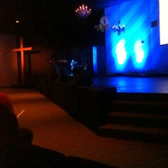 Photo taken at New Life Church by Jack L. on 1/22/2012